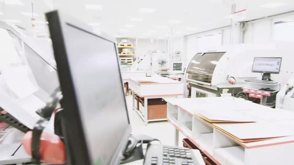 Technologies | PCB manufacture | Gatema